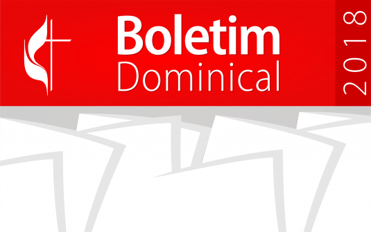 Boletim - 25/03/2018