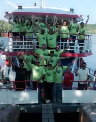 Barco Hospital Missão Amazônia 2018