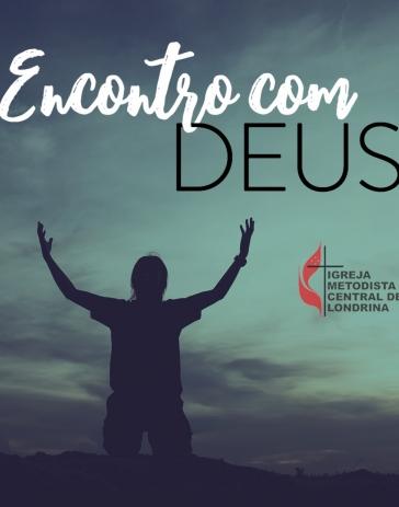 23-25 de Agosto – Encontro com Deus