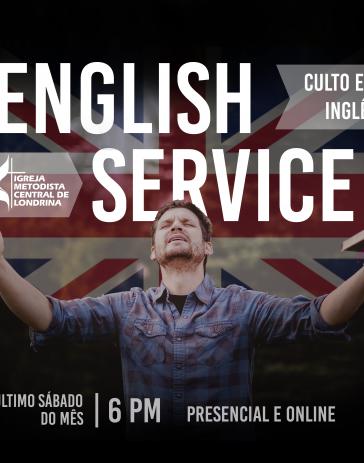 Momento Devocional em Inglês