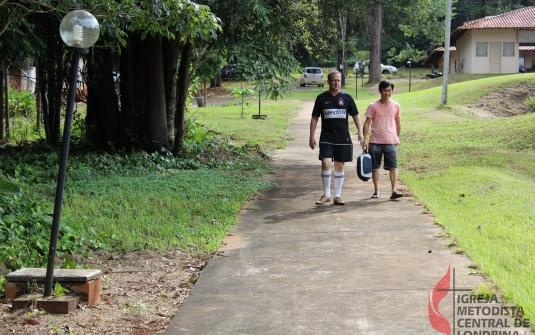 Foto Encontro Local de Avivamento de Jovens e Adultos