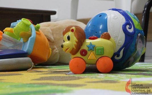 Culto Infantil- Dia do Brinquedo