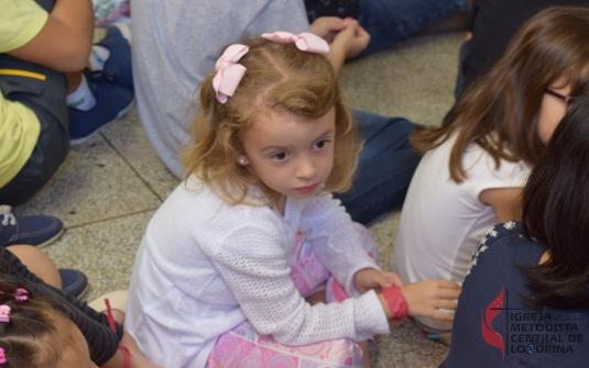 Foto Páscoa Infantil