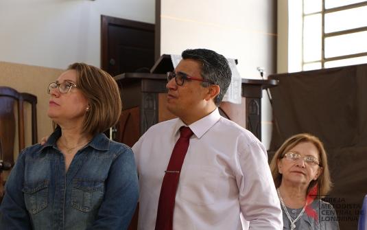 Foto Dia do Pastor Metodista