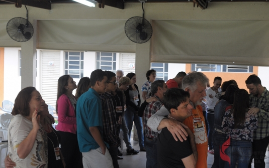 Foto Evento Unção e Renovo na Vida do Intercessor
