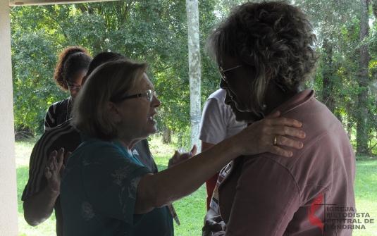 Foto Evento Unção e Renovo na Vida do Intercessor