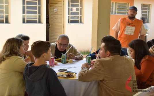 Foto Churrasco Missionário