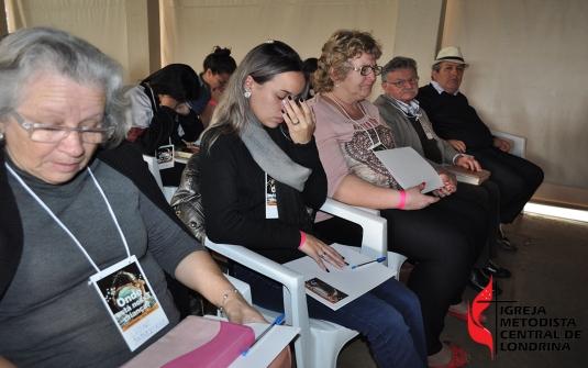 Foto Encontro de Capacitação de Professores do Ministério Infantil