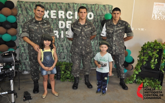 Foto Acampamento Infantil - Tema