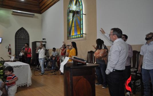 Foto Culto de Vigília