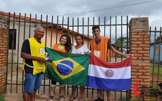 Missão Paraguai 2018