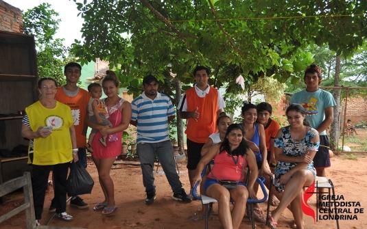 Foto Missão Paraguai 2018