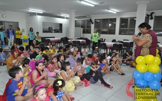 Foto Acampadentro Infantil