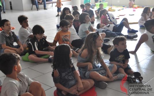 Foto Culto de Páscoa infantil