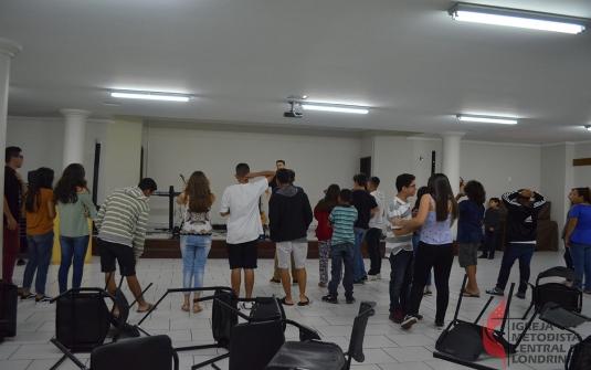 Foto Acampadentro dos Juvenis