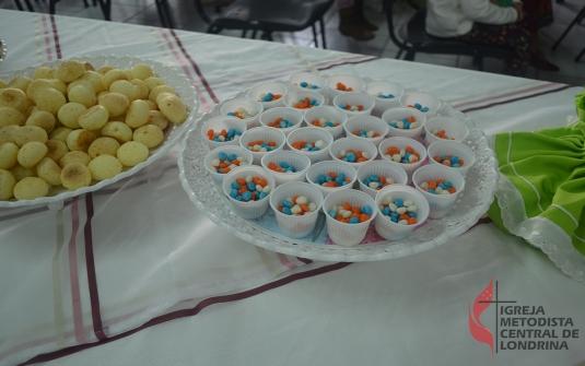 Foto Chá de Bonecas