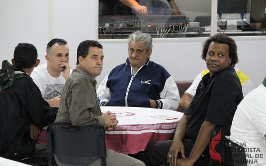 Foto Jantar dos Homens - Setembro 2018