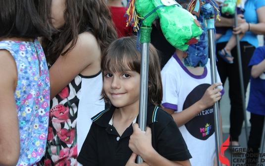 Foto Culto Especial do Dia das Crianças