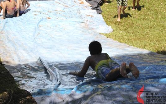 Foto Acampamento de Crianças
