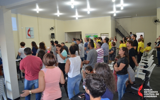 Foto INAUGURAÇÃO DA IGREJA METODISTA LESTE