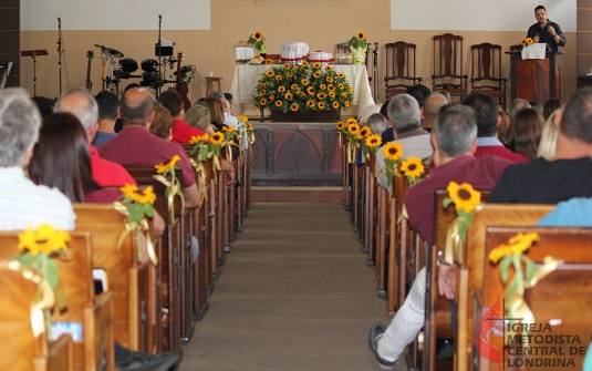 Culto de Comemoração de 85 anos