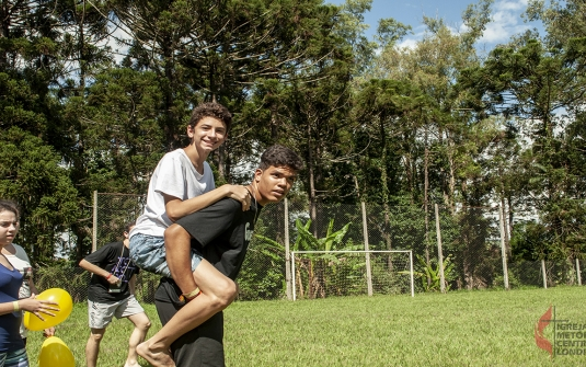 Foto Acampamento - Somos Livres