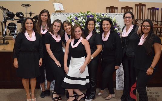 Re Vestidas - Dia Internacional da Mulher