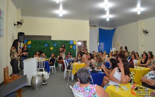Foto Chá das Mulheres IMLL