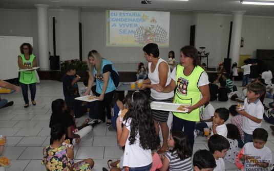 Foto Páscoa Infantil e Dia do Pastor Metodista