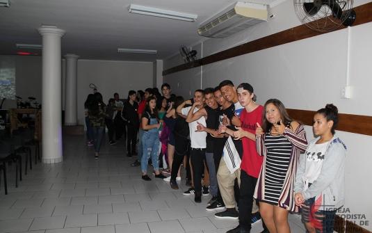 Foto IDE - Acampadentro dos Juvenis