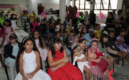 Foto Encontro de Princesas