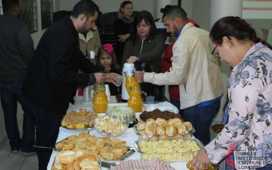 Foto Pós Batismo