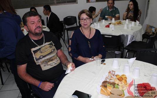 Foto Café do Dia dos Pais