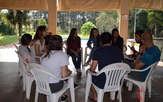 Foto Acampamento dos Jovens