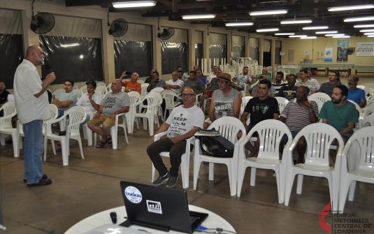 Foto Congresso Regional de Homens da Sexta Região
