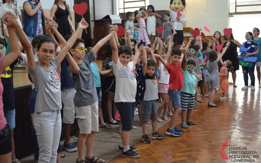 Foto Culto do Dia das Crianças