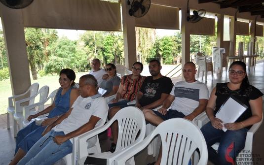 Foto Encontro de Casais