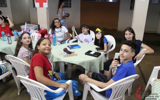 Foto Acampamento Infantil