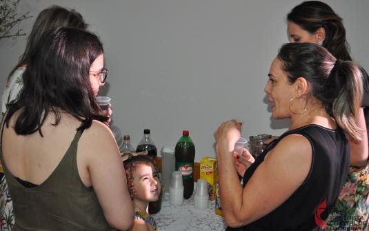 Foto Formatura do Curso Mulher Única