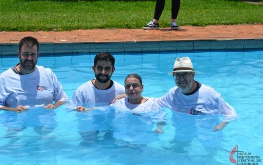 Foto Batismo
