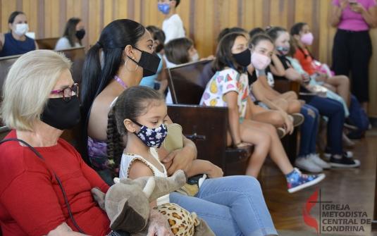 Foto 3° Sábado Especial Kids