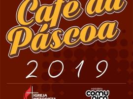 CAFÉ DA PÁSCOA